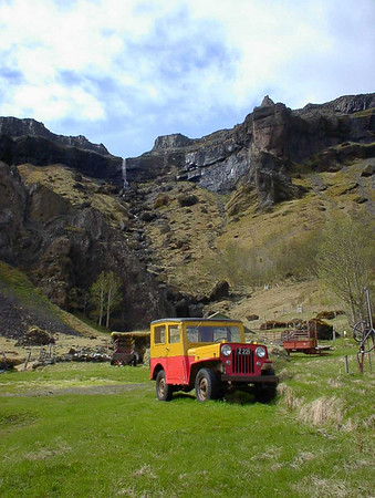 Sites of rural Iceland (Nupsstadur)