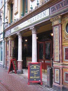 Crown Liquor Salon, Belfast