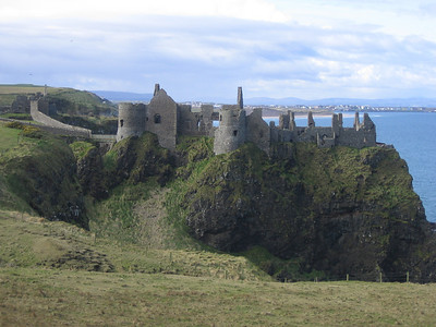 16th Century Dunluce Castle