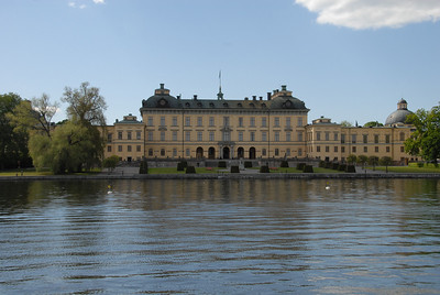 The Royal Palace, Drottningholm