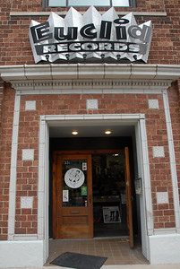 Euclid Records on East Lockwood