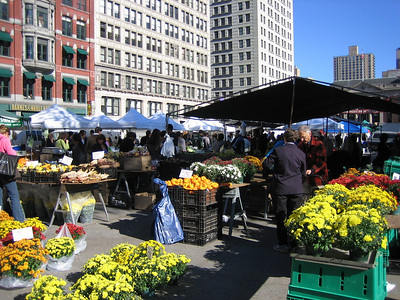 Union Square's Greenmarket