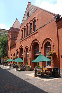 Lancaster's historic Central Market