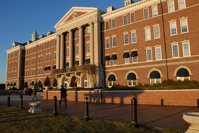Roth Hall - Culinary Institute of America